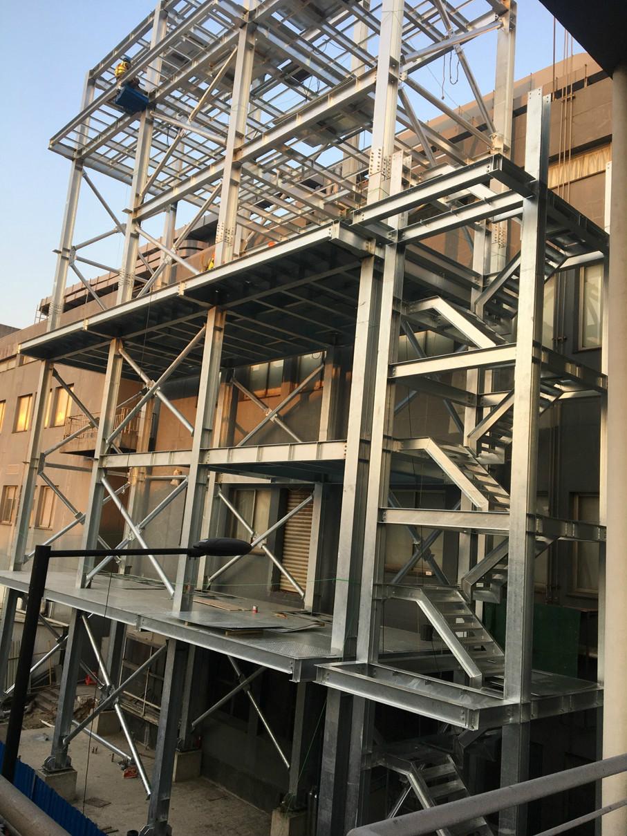國巨電子室外設備鋼平臺