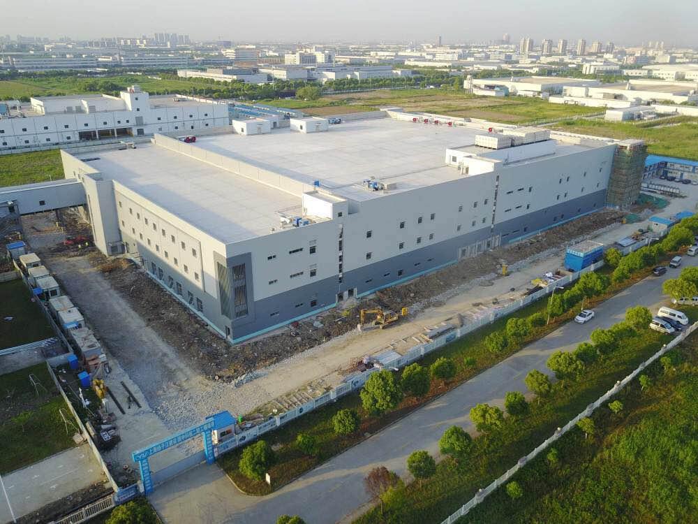 頎中科技(蘇州)有限公司-二期工程